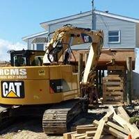Long Beach Island House Raising - RCMS, LLC