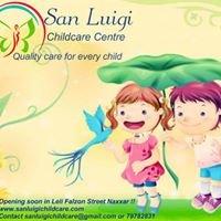 San Luigi Child Care Naxxar inspired by Reggio Emilia approach