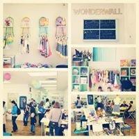 Wonderwall Art Studio & Boutique