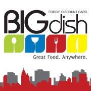Big Dish Foodie Card