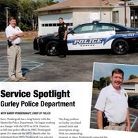 The Gurley Police Department