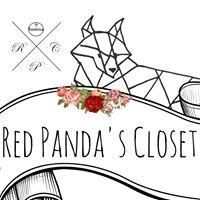 Red Panda's Closet