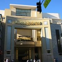 The Dolby Theater - Hollywood
