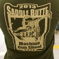 Saddle Butte Machine Gun Shoot