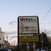 Brown's Archery Shop