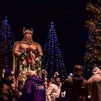 The Poulsbo Tree Lighting Ceremony