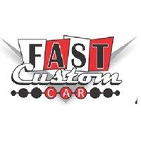 Fast custom car