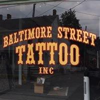 Baltimore Street Tattoo Inc