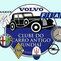 Clube do Carro Antigo de Jundiaí