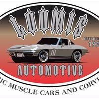 Loomis Automotive and Specialty Cars