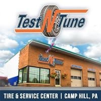 Test N Tune Tire & Service Center