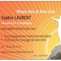 Mieux être & bien-être à Limoges, Sophie Laurent, coach & massage bien être