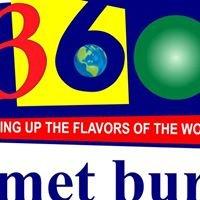 360 Gourmet Burritos Crocker Galleria