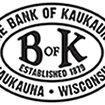 The Bank of Kaukauna