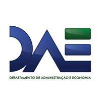 Departamento de Administração e Economia - UFLA