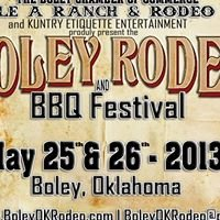 BOLEY RODEO & BBQ FESTIVAL