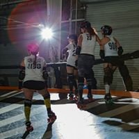 "The Slayground - Home of Deadly Rival ""Banked Track"" Roller Derby"