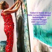 Galleri & Atelier Art-Lui • Helle Louise Kierkegaard/Lui