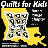 Baton Rouge Chapter    -QUILTS FOR KIDS