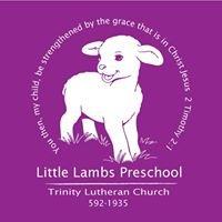 Little Lambs Preschool Trinity Lutheran Church Exeter