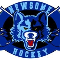 Newsome Ice Wolves Hockey