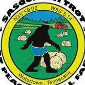 Sasquatch Trot