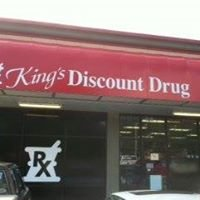 King's Drug/Outdoor