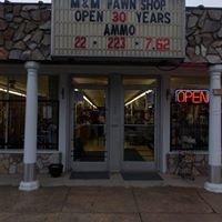 M&M Pawn Shop