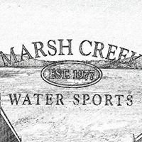 Marsh Creek Water Sports Shop