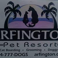 Arfington Pet Resort