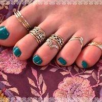 Toni's Toe Rings