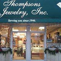 Thompson's Jewelry Inc