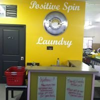 Positive Spin Laundry