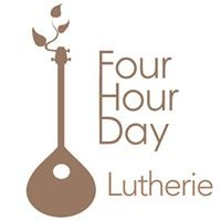 The Four Hour Day Lutherie