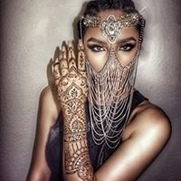 Glory of Henna - Los Angeles henna mehndi artist .