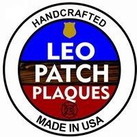 LEO Patch Plaques