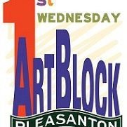 1st Wednesday ArtBlock