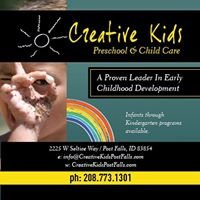 Creative Kids Child Care and Preschool