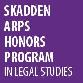 Skadden, Arps Honors Program in Legal Studies at CCNY