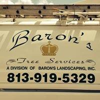 Baron's Tree Service