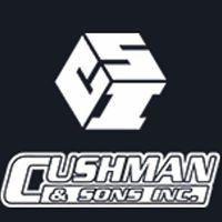Cushman & Sons, Inc.