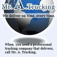 Mr. A. Trucking