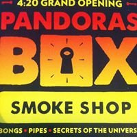 Pandora's Box Smoke Shop