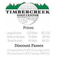 Timbercreek Golf Center