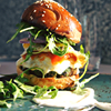 Hamburger z Karaibów Żelazna 64