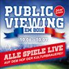 Public Viewing Kulturbrauerei
