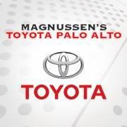 Magnussen's Toyota Palo Alto