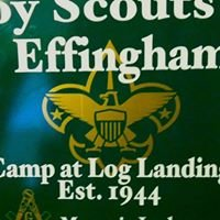 Log Landing Scout Camp of Effingham, GA