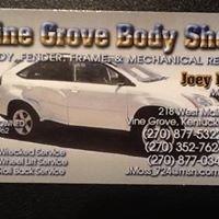 Vine Grove Body Shop