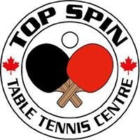 TOP SPIN Table Tennis Centre
